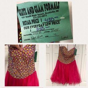 Alyce Paris formal dress size 4 NEVER WORN